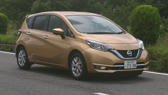 <span class='fc_blue'>日産 ノート e-Power</span><br>NISSAN NOTE e-Power