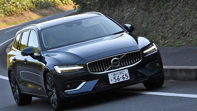 <span class='fc_blue'>ボルボ�60<br> VOLVO V60 [3]</span>